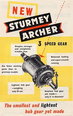 sturmey sw advert